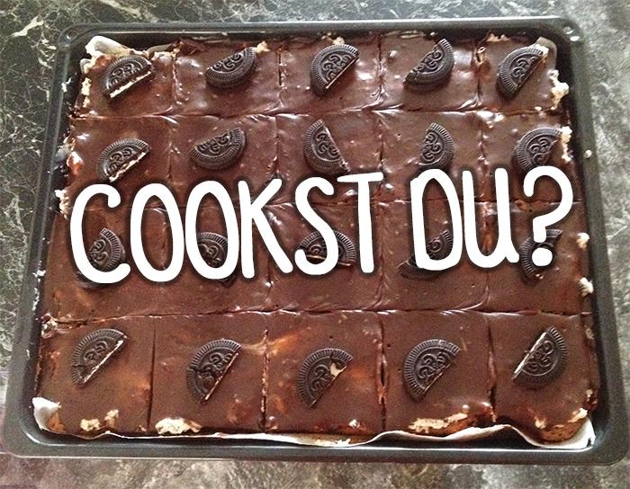 Cookst du?