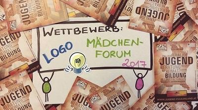 Logowettbewerb Mädchenforum_400