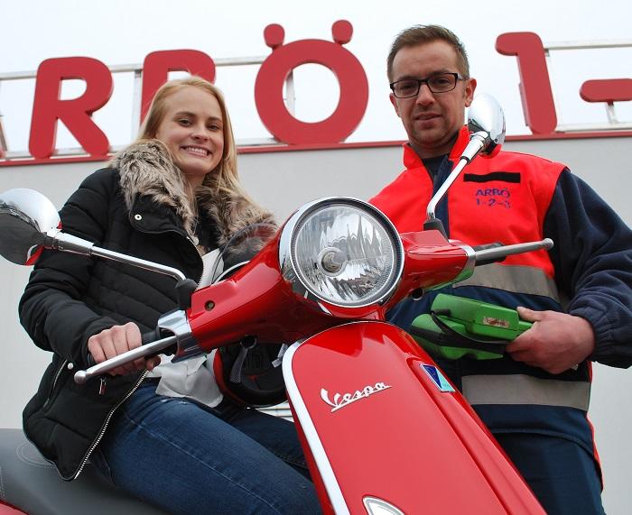 Moped Foto: Arbö