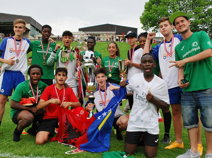 Social Soccer Cup ClickIn