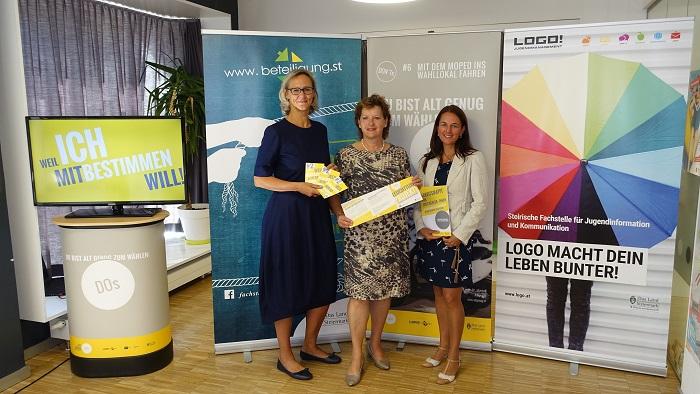LOGO & Beteiligung.st Wahl