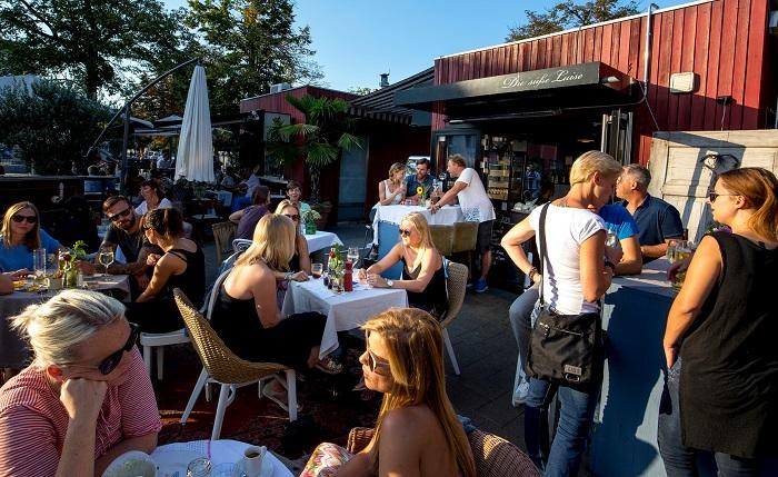 Süße Luise Lendplatz (c) Graz Tourismus - Tom Lamm | Feierabend