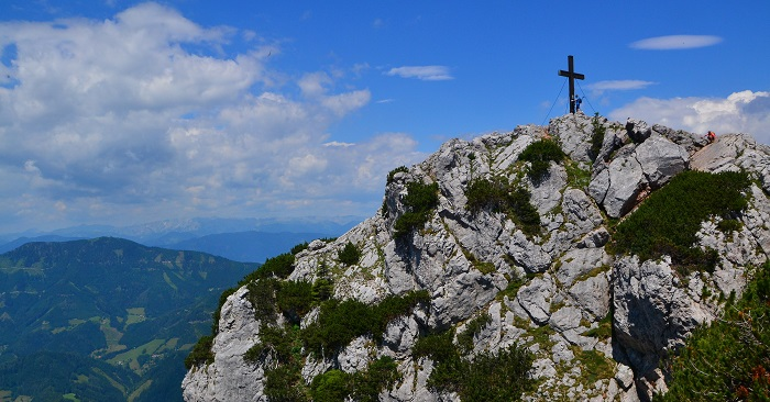 Klettersteige Georg Zsifkovits