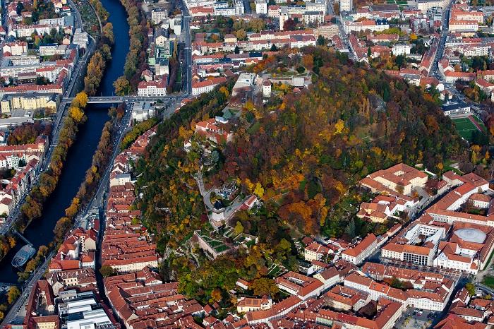 Schloßberg | Foto: Graz Tourismus - Erwin Scheriau