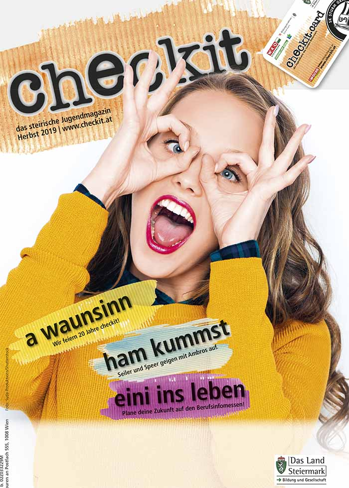 checkit-Herbstmagazin