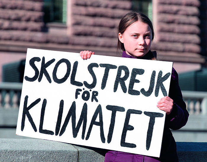 Fridays For Future | Foto: Per Grunditz/Shutterstock