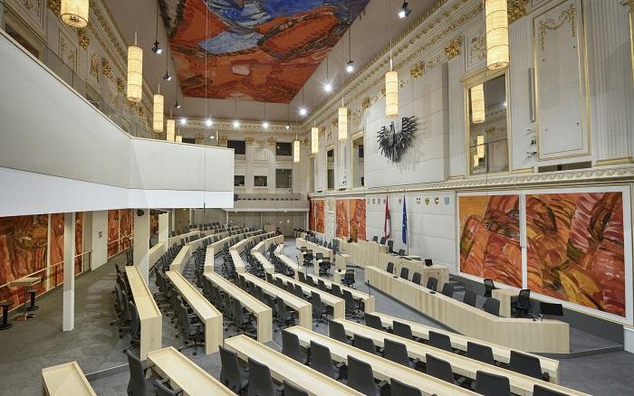 Wahl Parlamentsdirektion Johannes Zinner