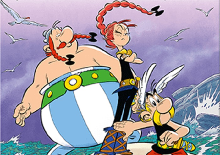 Asterix Egmond Verlag