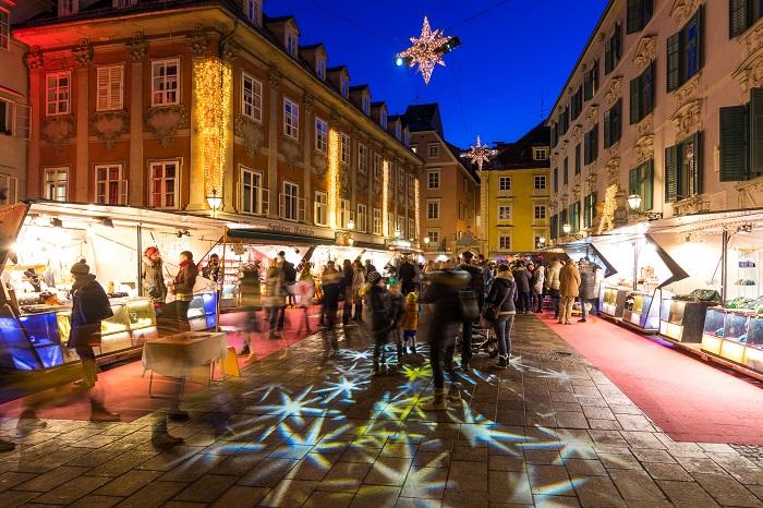 Weihnachtsmarkt | Foto: Graz Tourismus/Harry Schiffer700