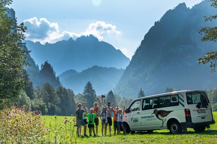Young Styria | Foto: Nationalpark Gesäuse GmbH/Johanna Eisank
