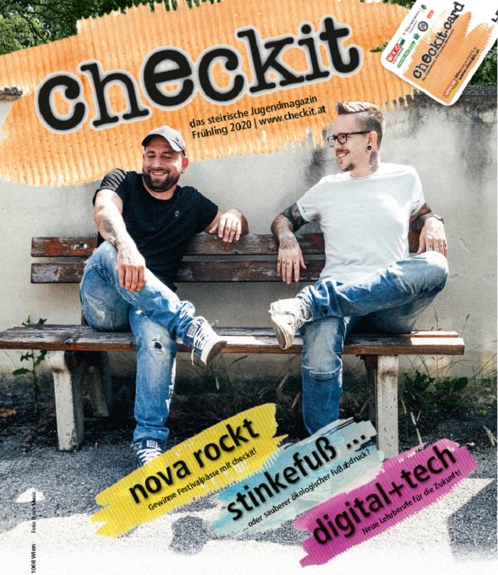 checkit.magazin Frühling 2020