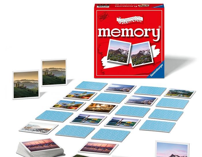 Österreich memory® Ravensburger