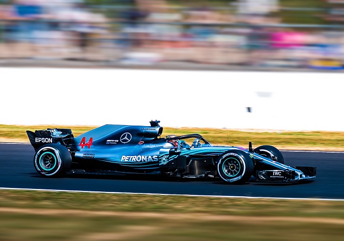 Formel 1   Foto: Carl Jorgensen on Unsplash