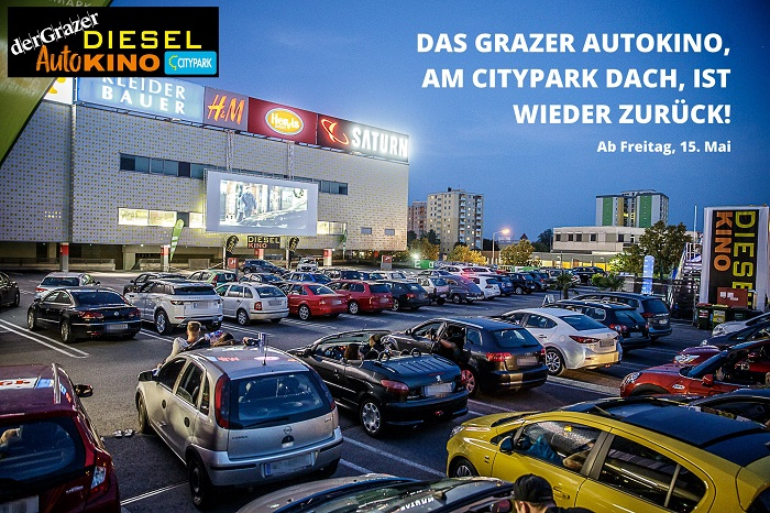 Grazer Autokino | Foto: Scheriau