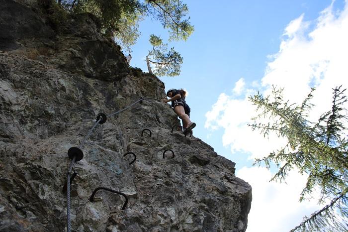 Ferien-Scouts: Berni und Maria in Schladming