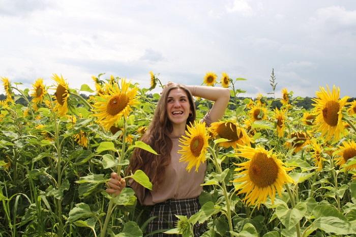 Sonnenblumen Ferien-Scouts | Foto: Berni und Maria