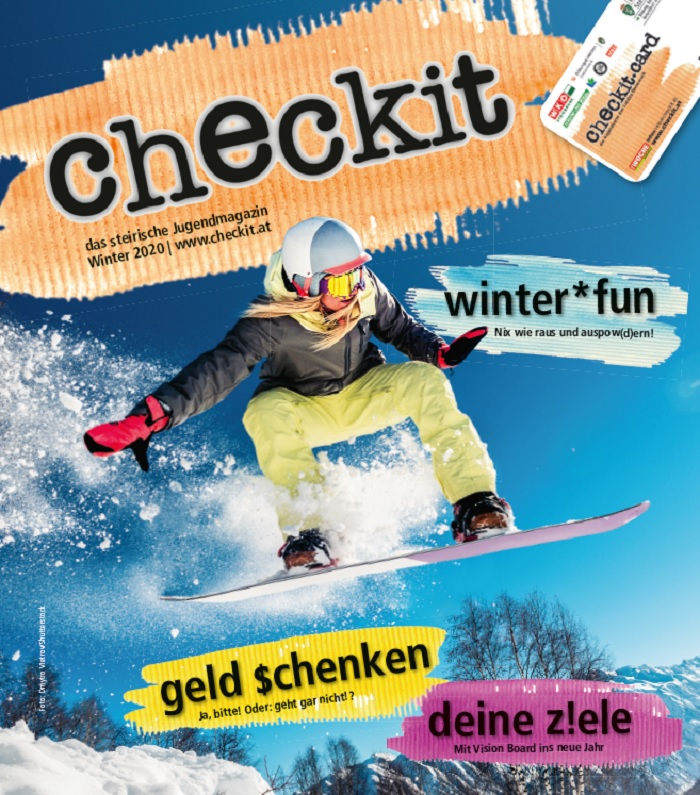 Cover Winter checkit