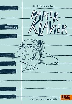 Papier Klavier   Cover: Verlag Beltz & Gelberg