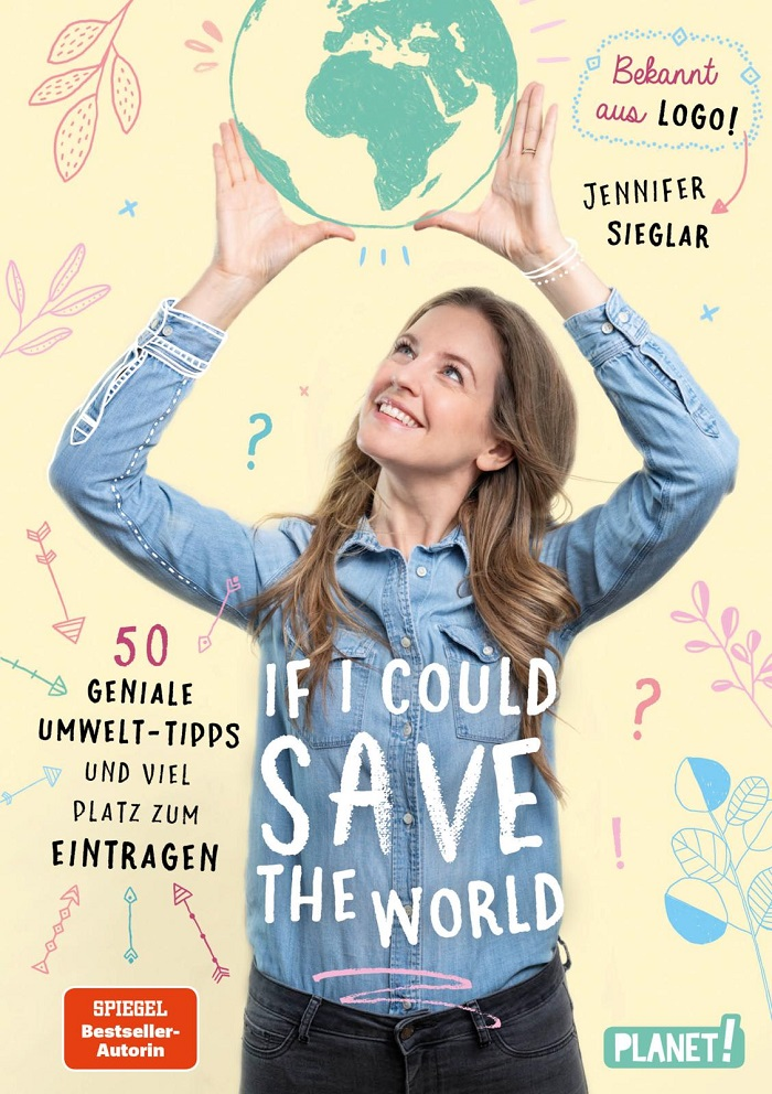 Save the world | Cover: Planet!