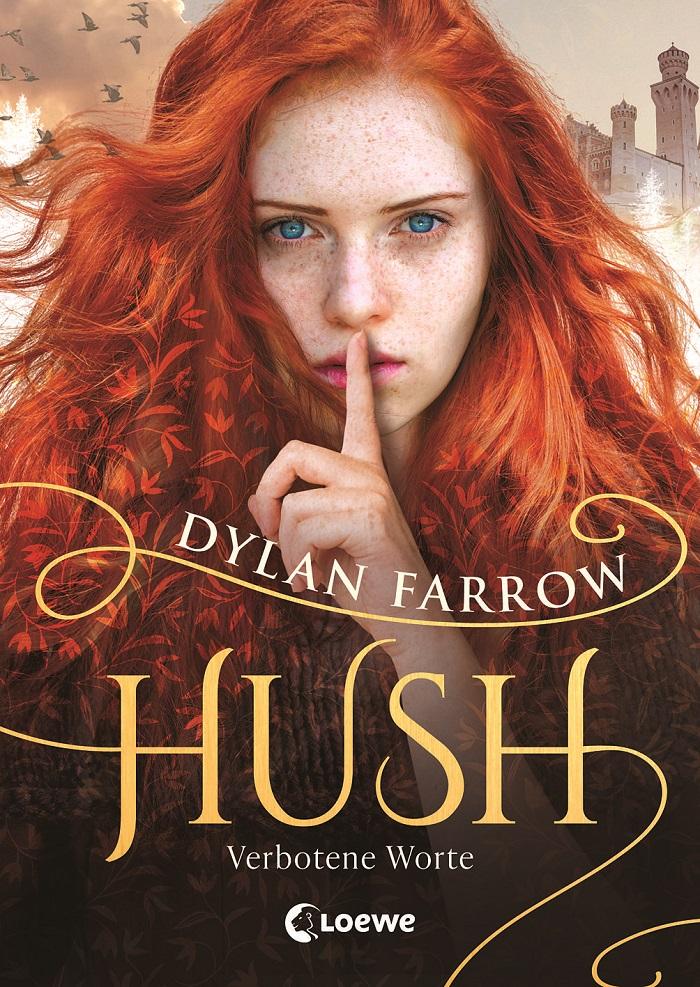 Hush | Cover: Verlag Loewe