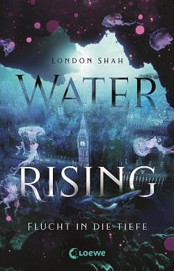 Buchtipp Water Rising | Cover: Verlag Loewe