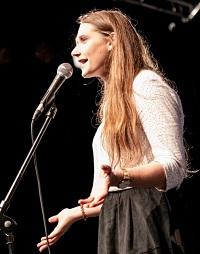 Poetry Slam   Foto: Anna-Lisa Konrad