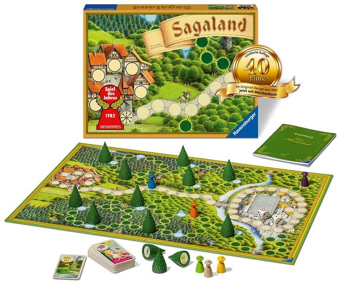 Sagaland | Foto: Ravensburger