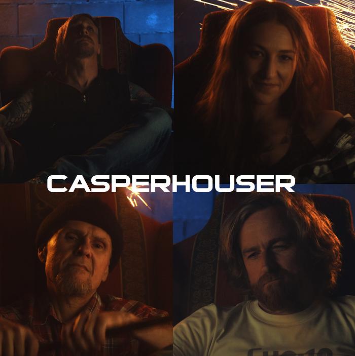 CASPERHOUSER- Die Band für dich