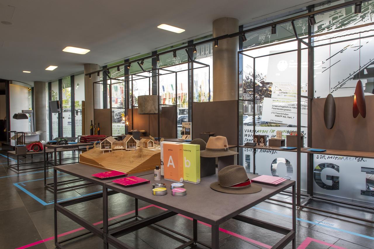 Styrian Products Design- Grazer Herbstmesse 30.9-4.9.2021