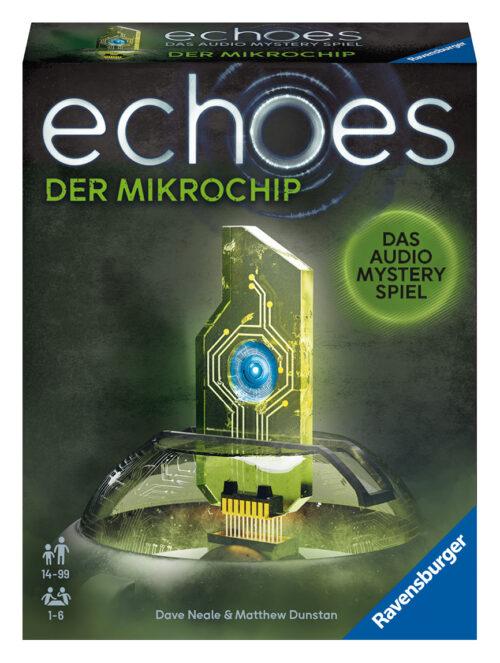 """""""echoes"""" – das Audio Mystery Spiel +VERLOSUNG"""